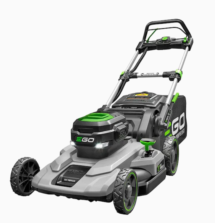 3 Self-Propelled Battery-Powered Lawn Mowers You'll Be Glad You Bought